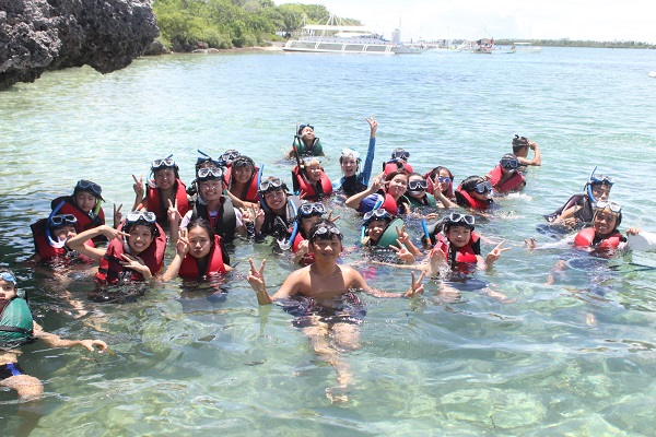 island hopping CIA camp 2