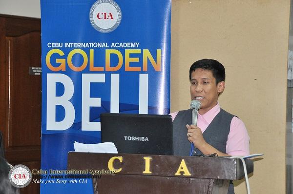 Cuộc thi Rung Chuông Vàng tại CIA