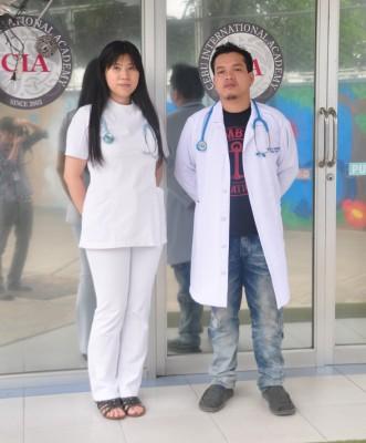 Chăm sóc sức khỏe học viên