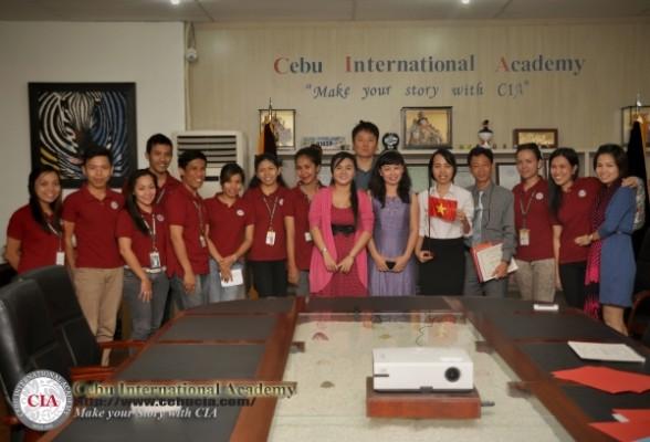 CIA – Trường dạy Anh ngữ phù hợp với du học sinh Việt Nam