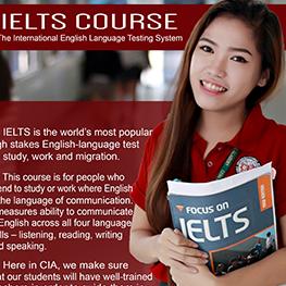 Khóa học IELTS – Chìa khóa du học dành cho các bạn trẻ.