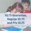 Sự khác nhau giữa Khoá IELTS Guarantee, Regular IELTS và Pre IELTS