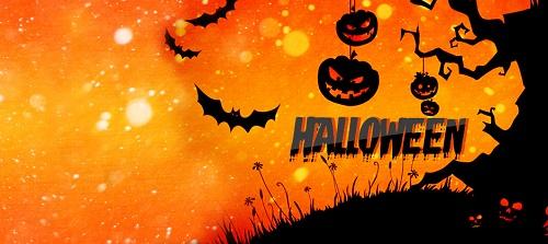 Chào đón Lễ hội Halloween