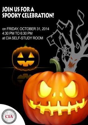 Bữa tiệc Halloween tại CIA