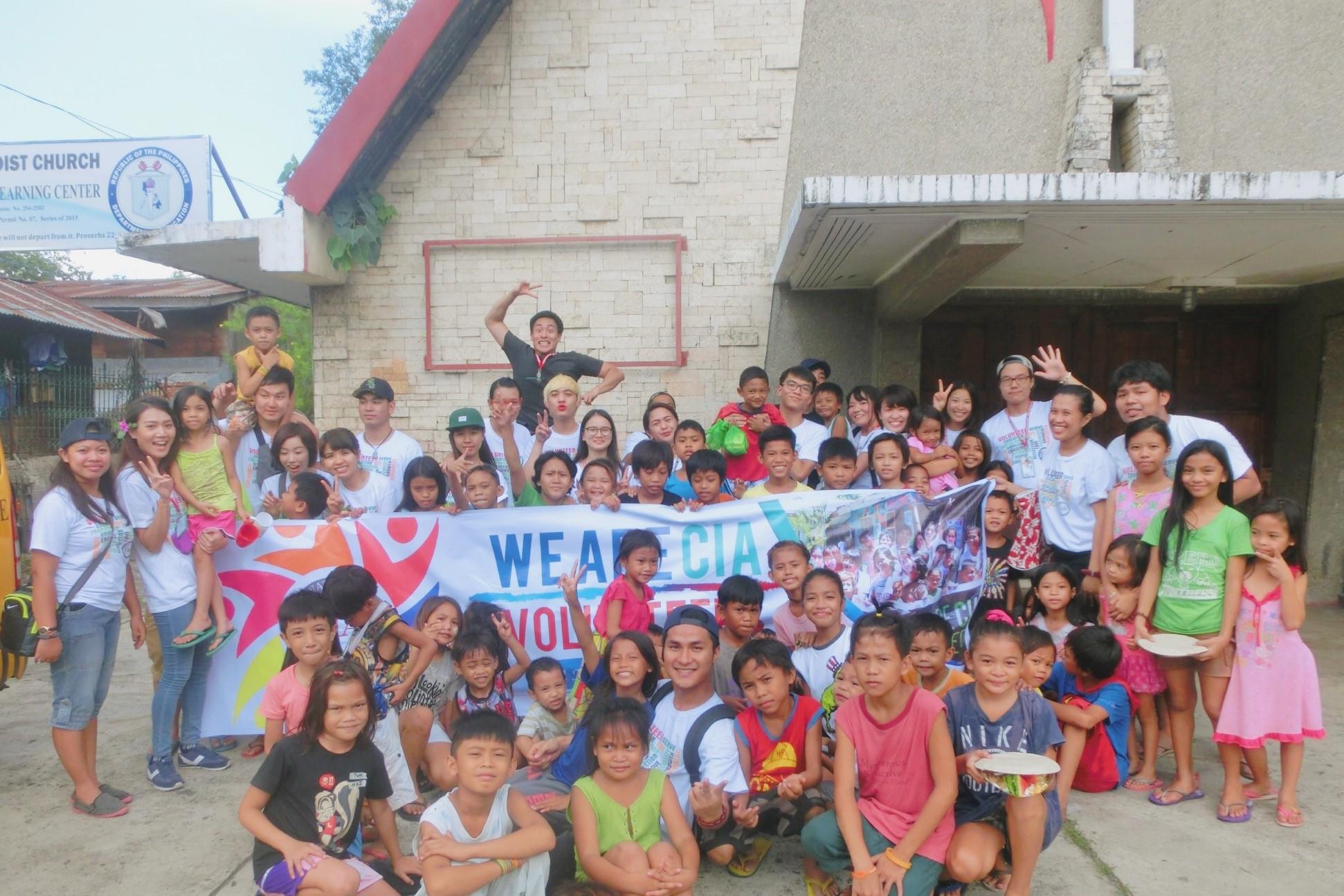 Viết nên câu chuyện tại Cebu International Academic