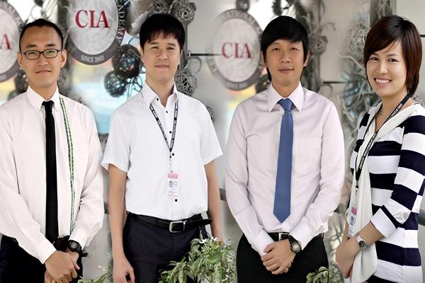 Đội ngũ quản lý
