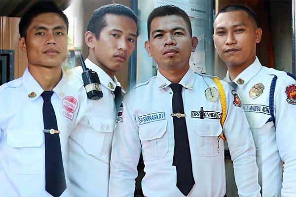 Đội ngũ nhân viên bảo vệ